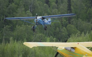 Talkeetna hosts Hudson Memorial two-day Fly-In